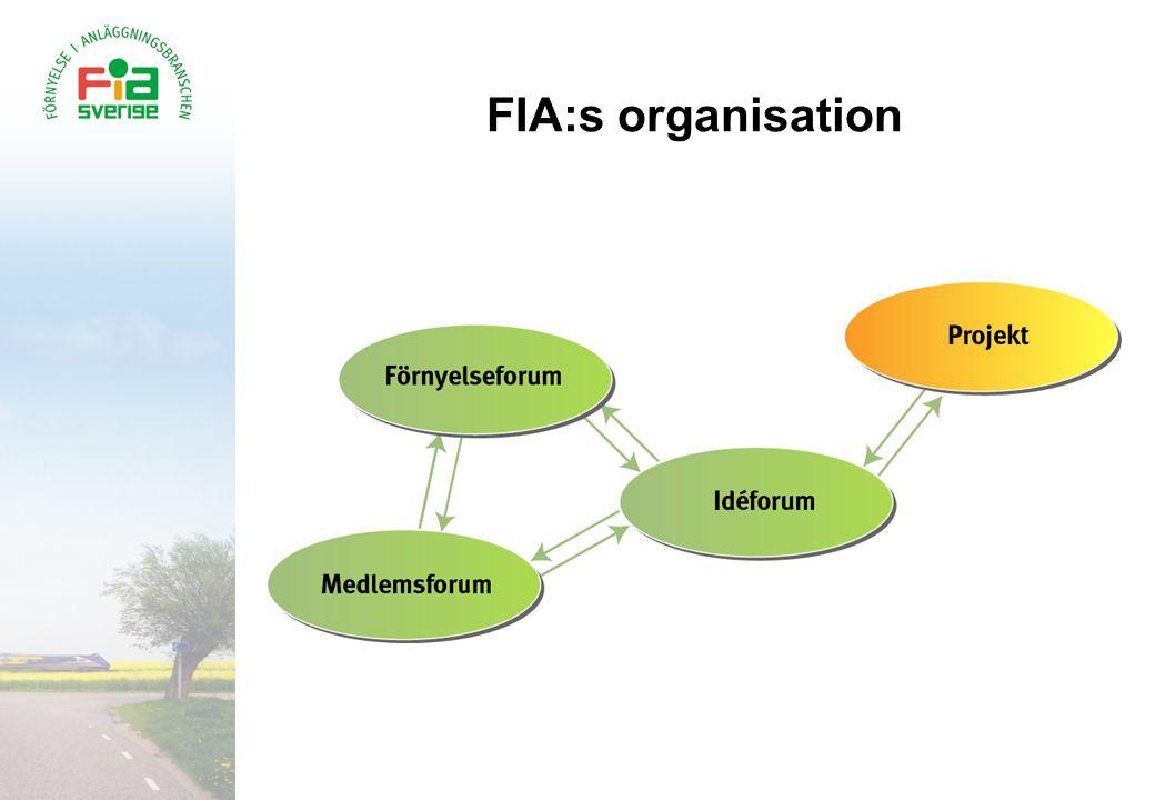 FIA:s organisation [Ta bort förbättringsområden. Lägg till cirkel för medlemsforum.
